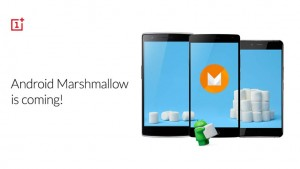 OnePlus Android 6.0 Marshmallow update plans announced