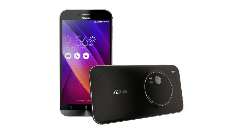 Asus ZenFone Zoom With 13 Megapixel OIS Camera 3x Optical