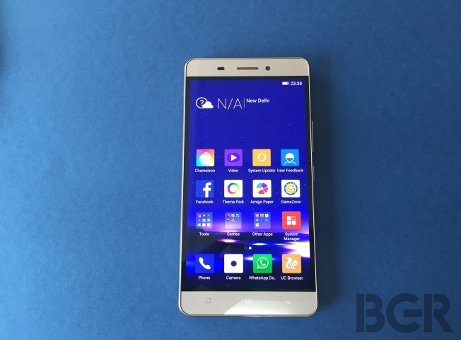 Gionee Marathon M5 Review: Lasts long, really long