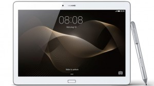 CES 2016: Huawei MediaPad M2 10 with Active Stylus support and fingerprint scanner unveiled