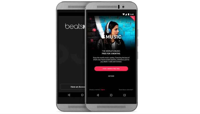 Apple Music for Android now lets users store music on SD card