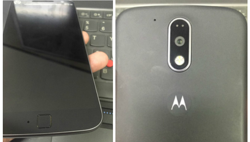 Moto G4, Moto G4 Plus with fingerprint scanner specifications and photos leaked