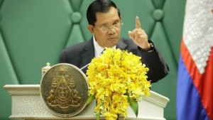 Cambodian PM's personal website hacked