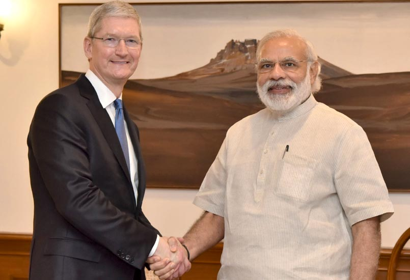 China apprehensive of Apple CEO Tim Cook's plans for India: Report