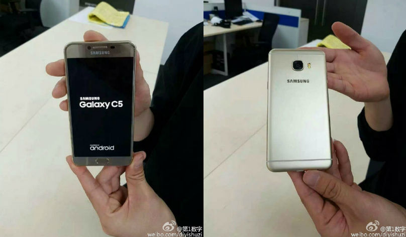 Samsung Galaxy C series to launch in China on May 26