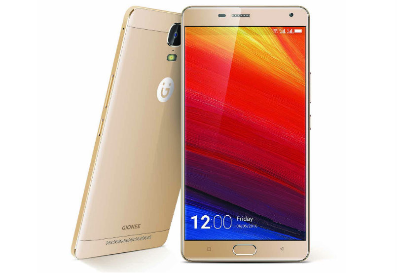 Gionee Marathon M5 Plus with 4G VoLTE support, 5,020mAh battery launched, priced at Rs 26,999: Specifications and features