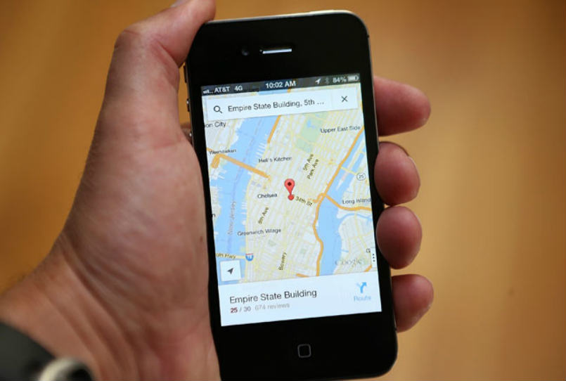 Google Maps' multiple destination feature rolls out to iOS
