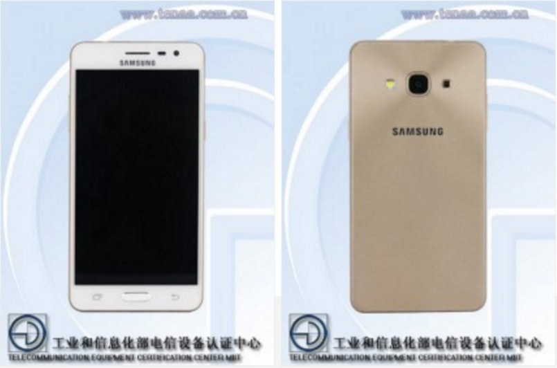 Samsung Galaxy J3 (2017) photos, specifications spotted on TENAA