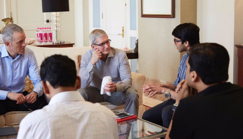 Tim Cook's visit to India may ensure Apple's strong future, but leaves some key questions unanswered