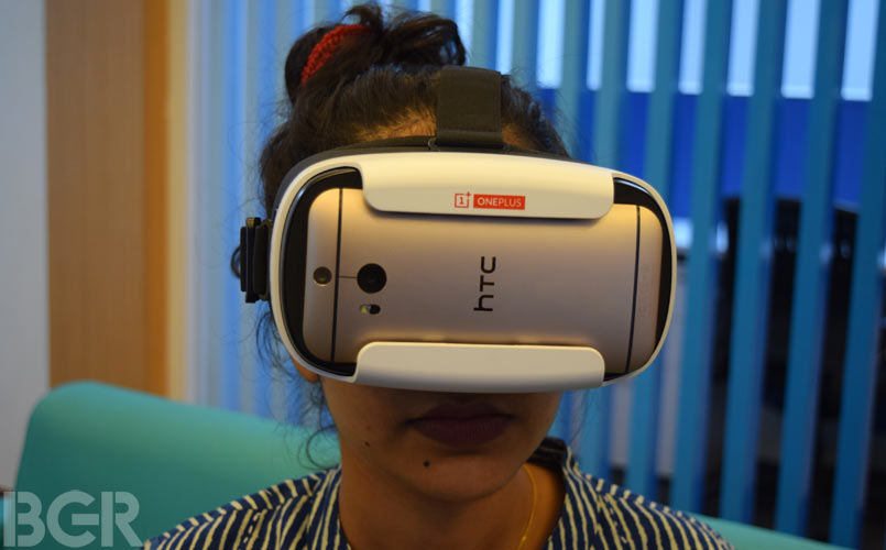 OnePlus Loop VR headset hands-on and first impressions