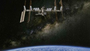 Three new crew members join astronauts at the ISS