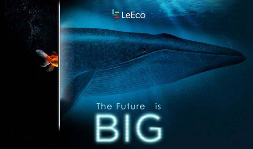 LeEco to launch smart TVs in India on August 4, here's what you need to know