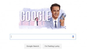 Playback singer Mukesh honored with a Google doodle on his 93rd birth anniversary