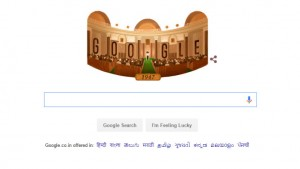Independence Day 2016 Google doodle remembers Jawaharlal Nehru's 'Tryst with Destiny' speech
