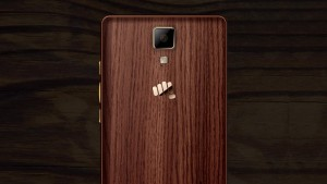 Micromax Canvas 5 lite special edition with wooden back panel listed online: Specifications and features
