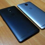 oneplus 3t midnight black comparison