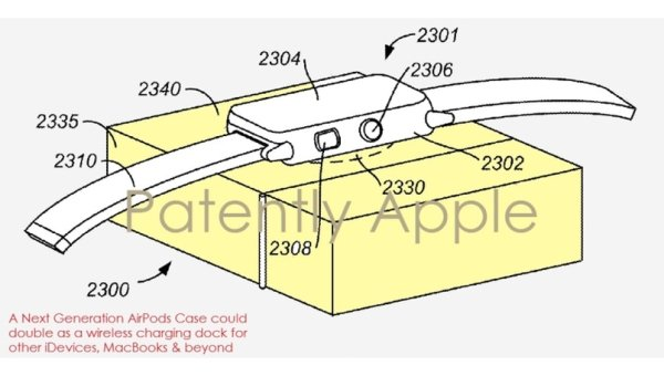 airpods patent