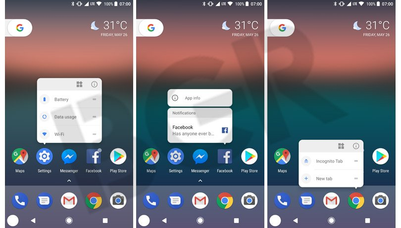 android o 3d touch two