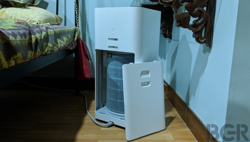 xiaomi mi air purifier 2 lt review filter
