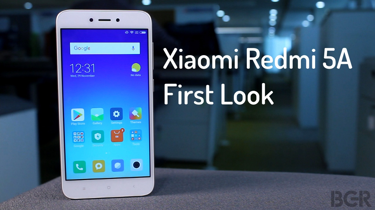 Xiaomi Redmi 5, Redmi 5 Plus with 18:9 bezel-less display launched