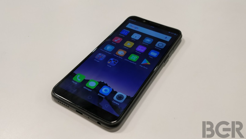 wholesale dealer 3c75c fc04d Oppo A83 First Impressions: An inexpensive phone you can buy in your ...