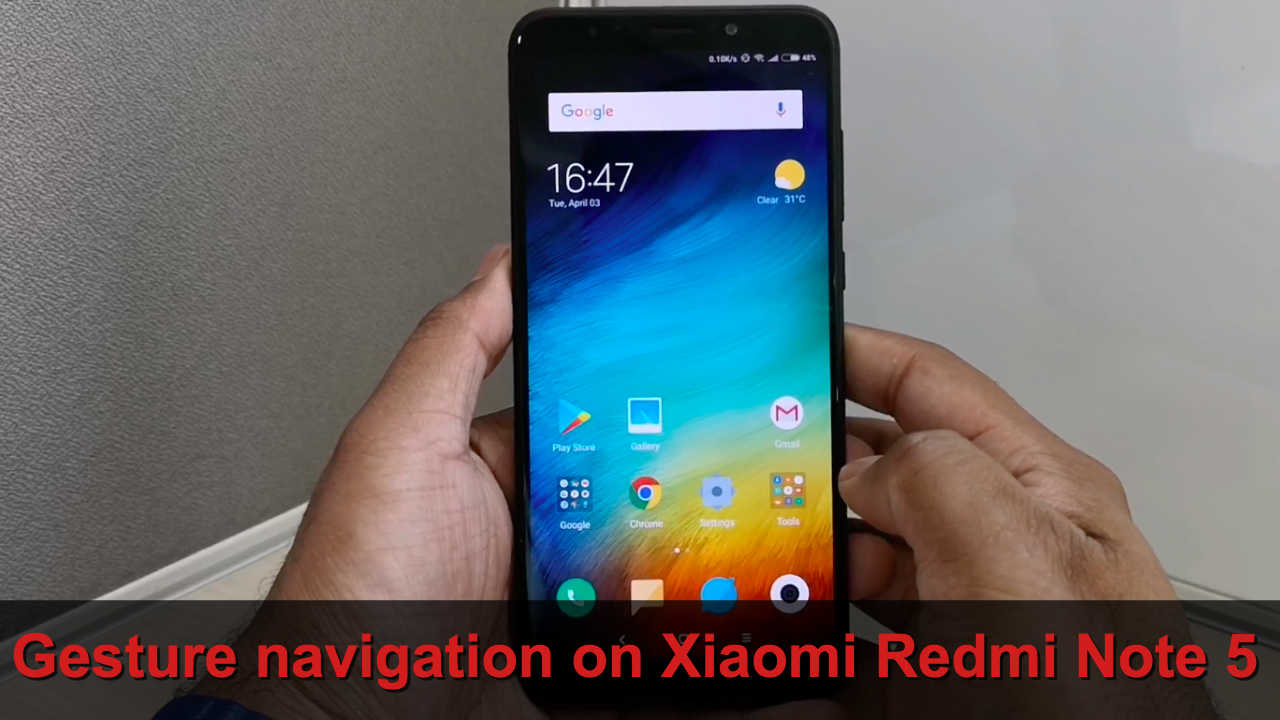 How to install MIUI 9 5 Global Stable ROM on your Redmi 5