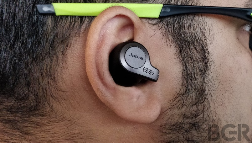 Jabra Elite 65t Wireless Headphones Review Another Airpod Competitor