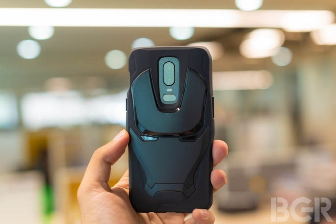 brand new 48cf0 26824 OnePlus 6 Marvel Avengers Edition: Top 6 features | BGR India