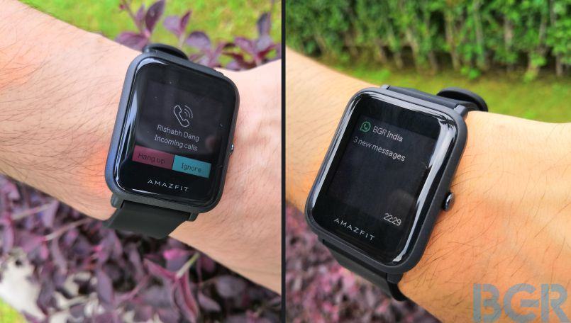 Huami Amazfit Bip Fitness Smartwatch Review: Helping you keep fit