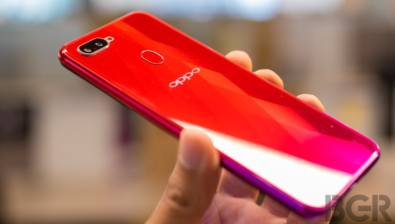 Oppo F9 Pro Hands-On and First Impressions: You'll want to look at