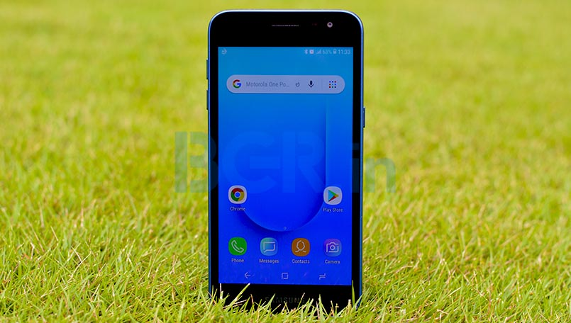 Samsung Galaxy J2 Core Review Can This Android Go