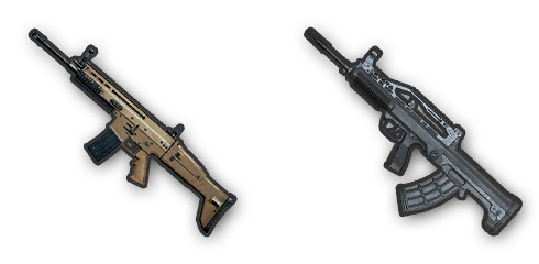 From Groza To M16a4 All Pubg Assault Rifles Ranked