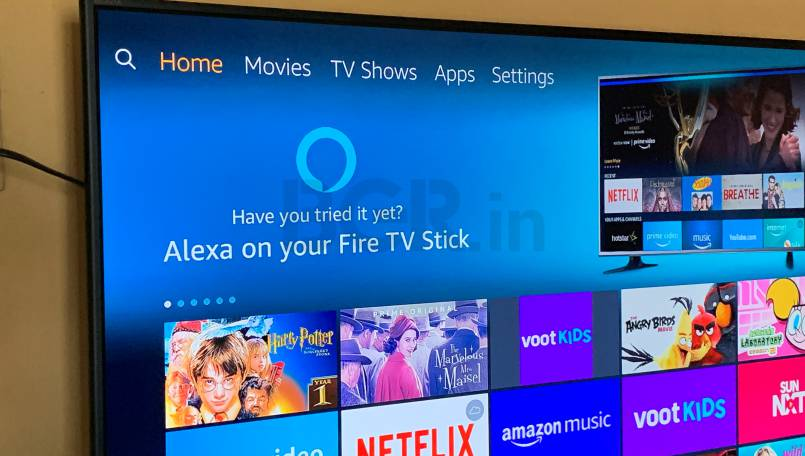 Amazon Fire TV Stick 4K Review: Alexa can now control your