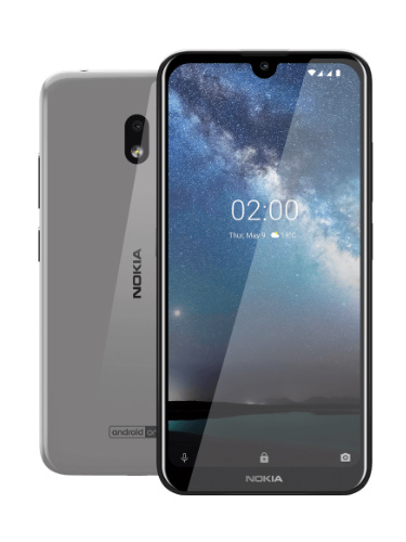 It is unclear whether Indian users of the Nokia 2.2 have gotten the Android 10 update.