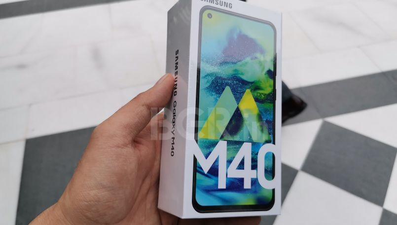Samsung Galaxy M40 first impressions, review, price, features | BGR