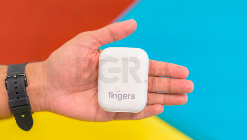 fingers, fingers audio pods, fingers audio pods review, budget true wireless earbuds, fingers audio pods review